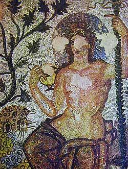 Romulijana, Dionis