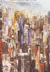 Gottfried SALZMAN NY Vers le Nord (Njujork, ka severu)